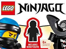 LEGO NINJAGO Choose Your Ninja Mission book revealed