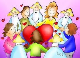 5º Domingo de Pascua - Pascua Ciclo C - Orando la Liturgia - Recursos para  orar - Rincón de Oración - Carmiseuropa - Carmelitas misioneras en Europa
