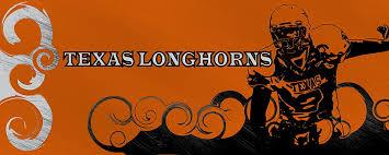 college football longhorns texas