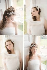 Picture Of Exquisite Heavenly Headpiece Collection By Polly Edwards