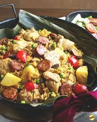arroz valenciana recipe pilipinas recipes