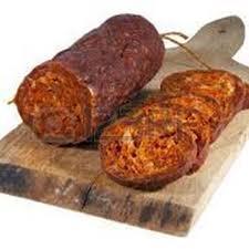homemade salami recipe on food52