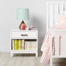 Cargo Nightstand White White Nightstand Furniture Kids Bedside Table