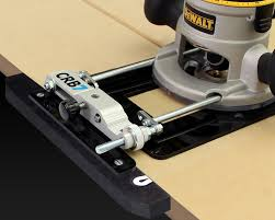 Crb7 Universal Router Edge Guide Mpower Tools
