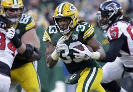 Aaron Jones' skill set at running back fit Packers' new offensive scheme |  Pro football | madison.com