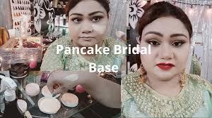 wedding makeup look using kryolan