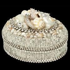bb simon swarovski crystal jewelry box