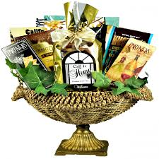 housewarming gift baskets for new home