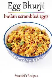egg bhurji recipe how to make egg