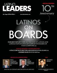 july august 2019 by latino leaders