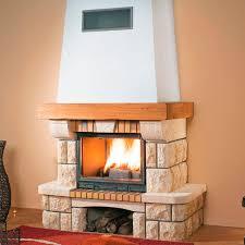 wood burning fireplace neptune