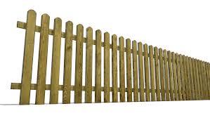 Small Wooden Fence Male Drewniane Ogrodzenie Garden Design Oregano Studio 3d Warehouse