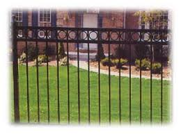 Aluminum Fence Jerith Aluminum Fence Fence Store Com