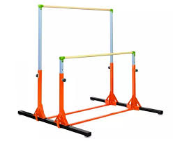 elite kids gym uneven bars set