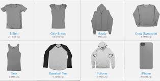 43 free t shirt mockups psd templates
