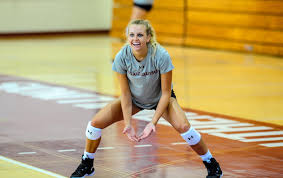 Alison Thomas - Women's Volleyball - Southern Illinois University ...