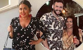 Scarlett Moffatt has moved in with ...