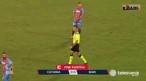 SERIE C   CATANIA – BARI 0-0 - YouTube