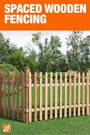 The Home Depot Has Everything You Need For Your Home Improvement Projects Click To Learn More And Shop Available Fe Backyard Fences Backyard Wood Fence Design