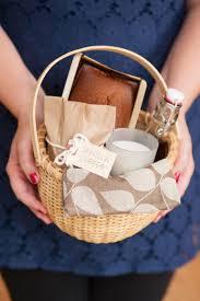 diy holiday hostess gift basket the