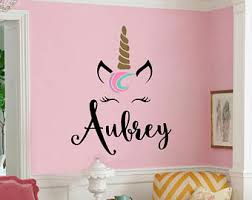 Unicorn Room Decor Etsy