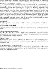 master s program in cal sciences