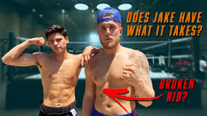 Helping @Jake Paul get ready for his next fight | Ryan Garcia Vlogs -  YouTube