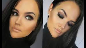 how to apply smokey eye makeup mac
