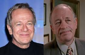 Sam Anderson (L) and Kenneth Tigar (R)... these two can also be very easily  confused for one another. | Celebrities, Confused, Easily