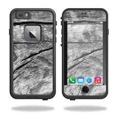 Skin For Lifeproof Fre Iphone 6 Plus 6s Plus Case Dead Wood Mightyskins Protective Durable