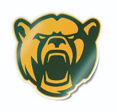 Baylor University Bears New Logo Vinyl Car Window Decal Bumper Etsy