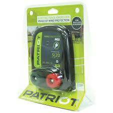Patriot Pe5 Fence Energizer 0 20 Joule Walmart Com Walmart Com