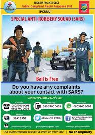 Nigeria still needs SARS - Vanguard News