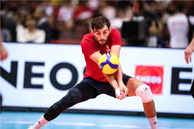 American volleyball star Russell strengthens Piacenza