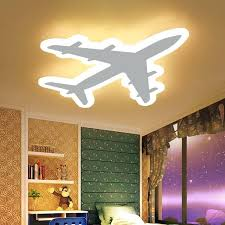 Airplane Kids Room Acrylic Led Ceiling Light Modern Bedroom Lamp Decorative Home Indoor Lighting Reference Architecture Meaning In Urdu Us Off Ligh Toqueglamour