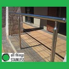 Stainless Diy Wire Balustrading Stainless Steel Wire Glass Balustrades Stainless Bars All Things Stainless Steel