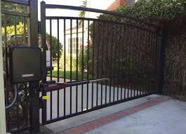 Automatic Electric Gate Options Westcoast Gate