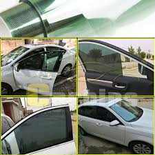 2 ply light green window tint for