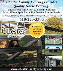 Fall Fix Up Featured Ads At East Coast Equestrian Magazine