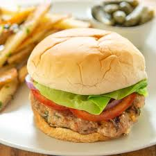 turkey burgers easy and flavorful