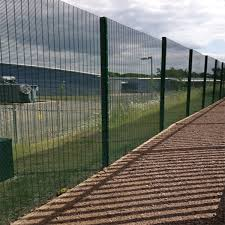 China High Security Fence 358 High Security Fence Anti Climb Fence For Airport China High Security Fence Anti Climb Fence