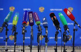 Обратная эволюция российских СМИ: «адекватность» против ...