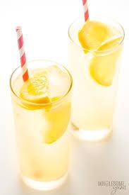 healthy sugar free lemonade recipe 3
