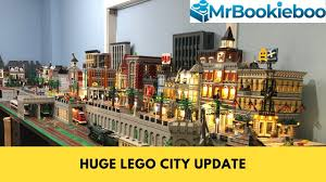 Huge LEGO City Update - February 2019 - YouTube