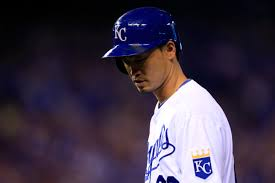 Kansas City Royals former outfielder Nori Aoki heading to Japan