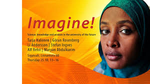Åbo Akademi - Maryan Abdulkarim is a writer and a public... | Facebook