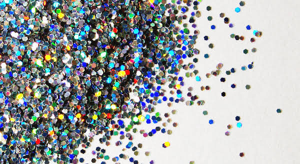 Say No To Glitters !
