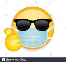Emoticon Smiley Yellow Sick Banque d'image et photos - Alamy