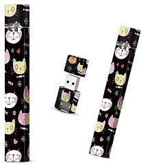 Amazon Com Juulcasing Original Skin For Pax Jull Stickers Decal With Juul Charger Skin Cat