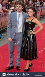 James Buckley and wife Clair Meek ...